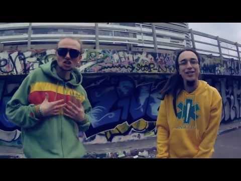 MessenJah - MessenJah & Mr.Roll - Miluju život [Official Music Video] 2013