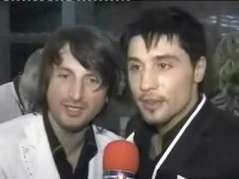 Russia 2008: Interview with Dima Bilan