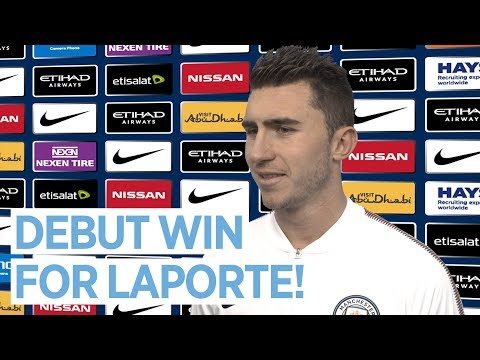Video: I COULDN'T ASK FOR MORE | Aymeric Laporte Reaction | Manchester City 3-0 West Brom