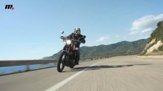 9. Yamaha SCR 950   Presentación / Primera Prueba / Test / Review en español   motos.net