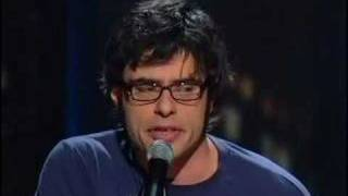 Flight of the Conchords- Albi (racist dragon)