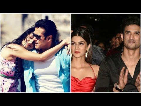 Salman-Katrina's Bond Becomes A Worry For Iulia  