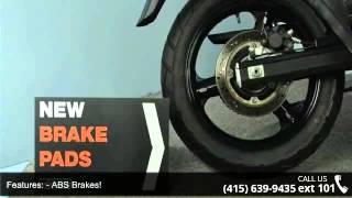10. 2011 Suzuki V-Strom 650 DL650 Touring bike Comes with War...
