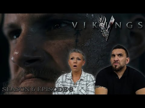 Vikings Season 6 Episode 8 'Valhalla Can Wait' REACTION!!