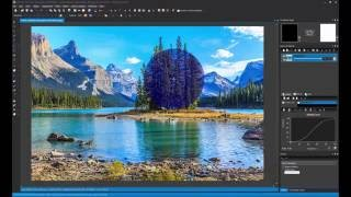 Photo Pos Pro – How to fix a specific part of the image by selecting with Feather