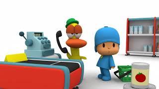 Pocoyo português Brasil - Let's Go Pocoyo! - O supermercado (S03E36)