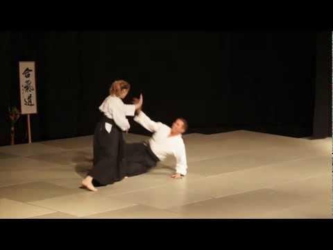 Aikido - flowing work