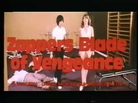 Zapper's Blade Of Vengeance (1974) Video Classics Australia Trailer