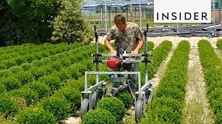 new agricultural technologies