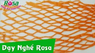 Cách tỉa lưới cá