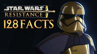 128 Fun Facts from Star Wars Resistance Season One - References, Easter Eggs, Connections and More!