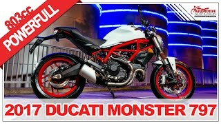 10. HOT UPDATE!! 2017 Ducati Monster 797 Price Specification Review