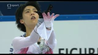 Video Yuzuru Hanyu FS GPF 2012 (Czech commentary + English & Japanese subtitles) MP3, 3GP, MP4, WEBM, AVI, FLV April 2018