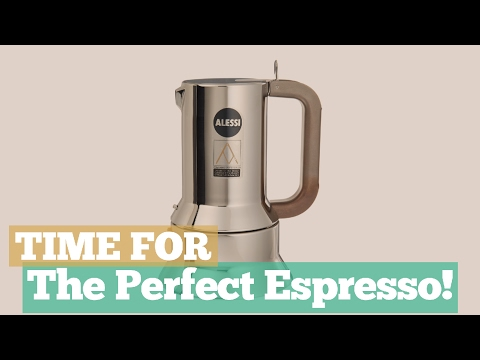 Top 12 Espresso Machines By Alessi // Espresso Machines Best Sellers