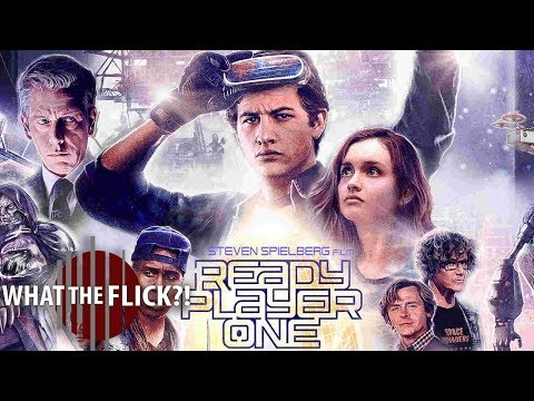 Ready Player One - Official Movie Review
