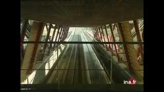 Saint-Marcel-lès-Valence France  city photo : La nouvelle gare TGV de Valence - Archive vidéo INA