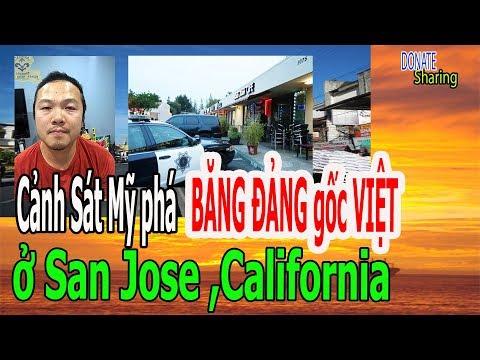 Video C-ả,nh S-á,t Mỹ ph,á B,Ă,NG Đ,Ả,N,G gốc VIỆT ở San Jose ,California - Donate Sharing download in MP3, 3GP, MP4, WEBM, AVI, FLV January 2017