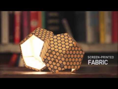 D-TWELVE LAMP on Kickstarter