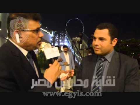 إسماعيل طه يعلن ترشحة لمجلس النقابة العامة عن جنوب القاهرة