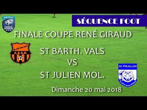 Finale de la Coupe René GIRAUD - Ruoms 2018