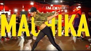 "Video J. Balvin Feat. Anitta & Jeon - ""MACHIKA""   Phil Wright Choreography   Ig : @phil_wright_ MP3, 3GP, MP4, WEBM, AVI, FLV Maret 2018"