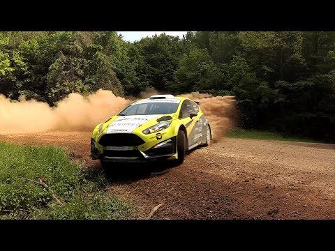 ISEUM Rallye 2017 - Murvára állítva
