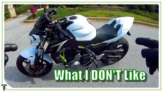 8. 2017 Kawasaki Z650 | Where it Lacks and What Could Be Better
