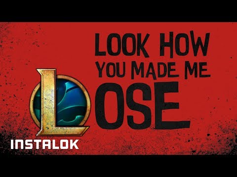 Instalok - Look How You Made Me Lose