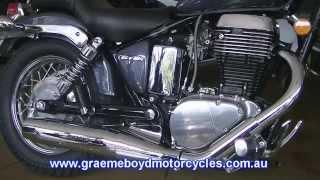 8. Suzuki Boulevard S40 LAMS Overview & Review (AUSTRALIA)