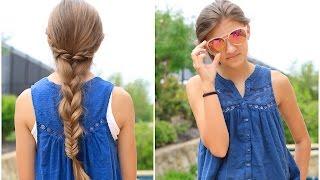 Rope Twist Combo Braid   Cute Girls Hairstyles by Cute Girls Hairstyles