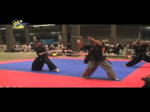 ASD HWASONG al Fight Games 2012 - Genova - Liguria Sport