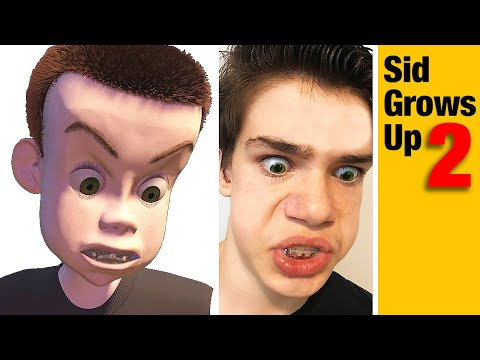 Sid Grows Up - A Toy Story Continues Part 2