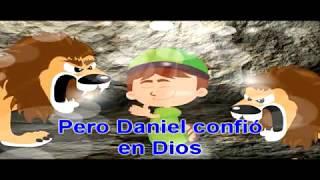 Daniel   En el foso de los Leones  Canto Infantil Cristiano
