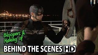 Captain America: The Winter Soldier (2014) Making of&Behind the Scenes (Part1/3)