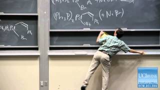 Organic Chemistry 51C. Lecture 19. Organometallic Reactions In Organic Synthesis.
