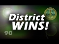 District Wins - February 14, 2017