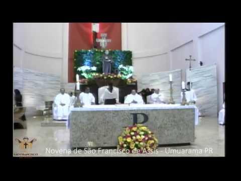 Missa Solene - Dia de São Francisco de Assis