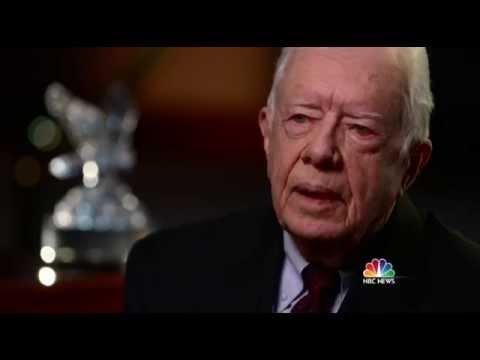 Startling NEWS From Former President Carter....