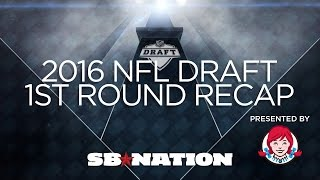2016 NFL Draft Live - First round recap by SB Nation