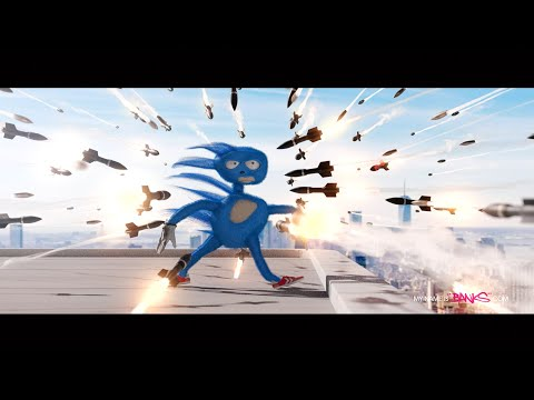 Sonic The Hedgehog Movie: Sanic Auditions Part 2
