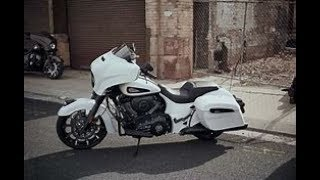 3. test ride and thoughts on the 2019 Indian Chieftain Dark Horse