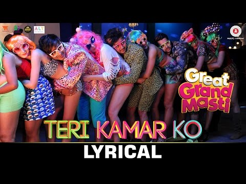 Teri Kamar Ko - Great Grand Masti | Riteish D, Viv