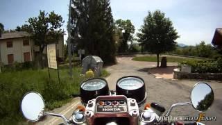 9. Moto Guzzi V7-Racer  vs. Honda CB500 Four