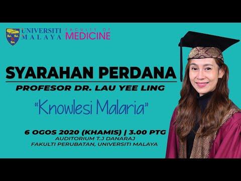 Syarahan Perdana Profesor Dr. Lau Yee Ling