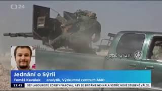 Jednání o situaci v Sýrii