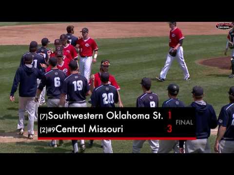 D2 Baseball Regionals: Day 1 WRAP