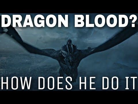 Dragonriders: The Night King Is A Targaryen? - Game of Thrones Season 8 (End Game Theory)