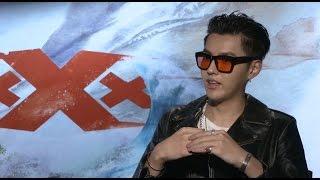 Kris Wu discusses his acting career in Hollywood