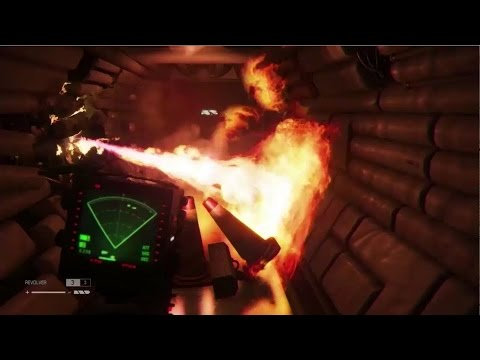 comic con - Chris Watters gets a fresh look at Alien: Isolation at Comic-Con 2014! Visit all of our channels: Features & Reviews - http://www.youtube.com/user/gamespot Gameplay & Guides - http://www.youtube.c...