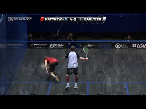 Squash tips - Gaultier's use of strings